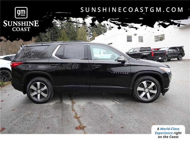 2021 Chevrolet Traverse LT True North (Stk: TM176278) in Sechelt - Image 1 of 24