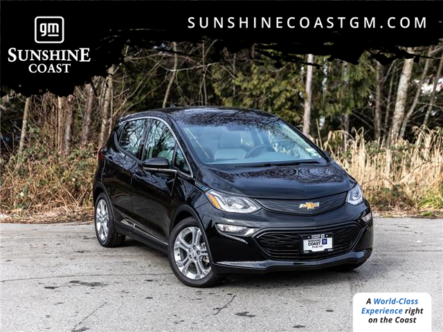 2021 Chevrolet Bolt EV LT (Stk: EM101929) in Sechelt - Image 1 of 17