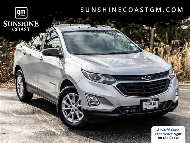 2021 Chevrolet Equinox LS (Stk: TM138116) in Sechelt - Image 1 of 20