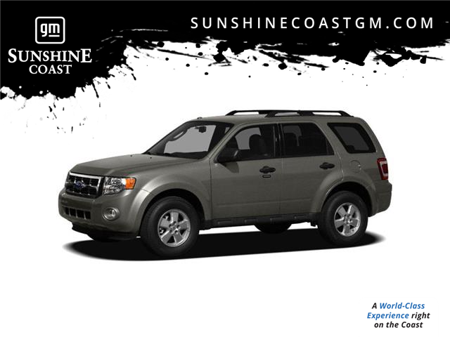 2010 Ford Escape XLT Automatic (Stk: SC0241A) in Sechelt - Image 1 of 1