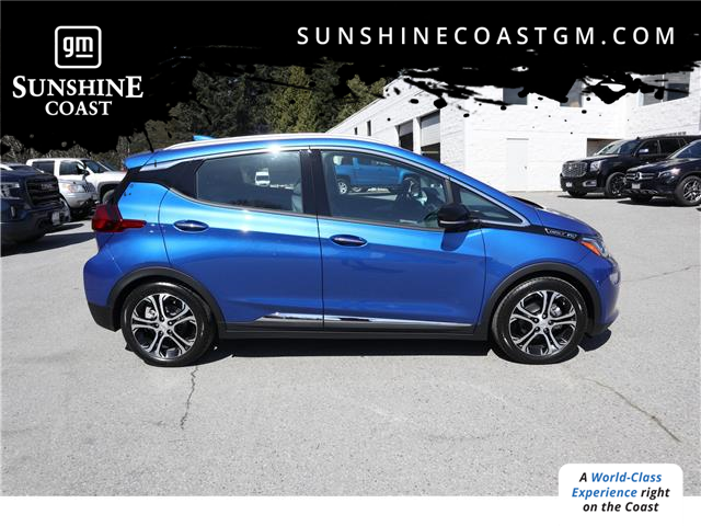 2021 Chevrolet Bolt EV Premier (Stk: EM108094) in Sechelt - Image 1 of 17
