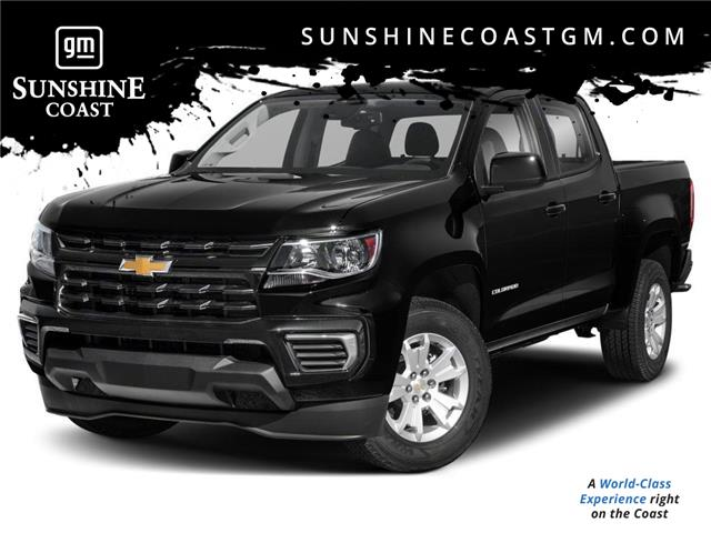 2021 Chevrolet Colorado ZR2 (Stk: CM246911) in Sechelt - Image 1 of 9