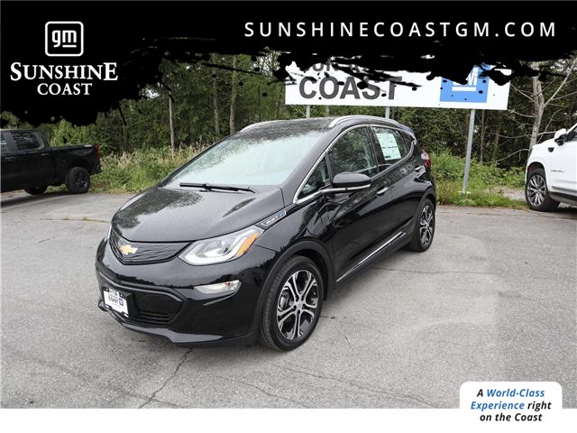 2021 Chevrolet Bolt EV Premier (Stk: EM108077) in Sechelt - Image 1 of 19