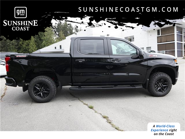 2021 Chevrolet Silverado 1500 Custom Trail Boss (Stk: CM292751) in Sechelt - Image 1 of 20