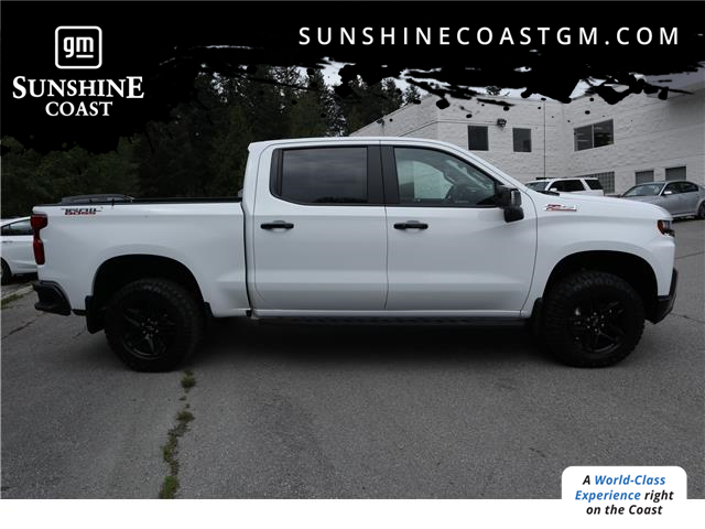 2021 Chevrolet Silverado 1500 LT Trail Boss (Stk: CM292418) in Sechelt - Image 1 of 24