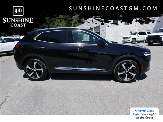 2021 Buick Envision Essence (Stk: NM136662) in Sechelt - Image 1 of 20