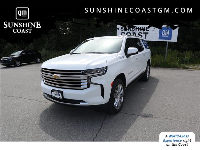 2021 Chevrolet Suburban High Country (Stk: TM358683) in Sechelt - Image 1 of 20