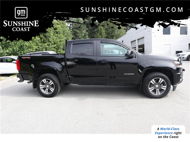 2017 Chevrolet Colorado WT (Stk: NM149648A) in Sechelt - Image 1 of 19
