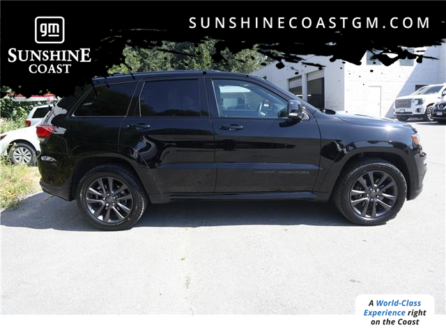 2018 Jeep Grand Cherokee Overland (Stk: TM358683A) in Sechelt - Image 1 of 22