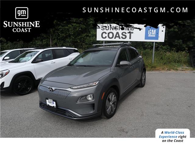 2019 Hyundai Kona EV Ultimate (Stk: TM358683AA) in Sechelt - Image 1 of 18