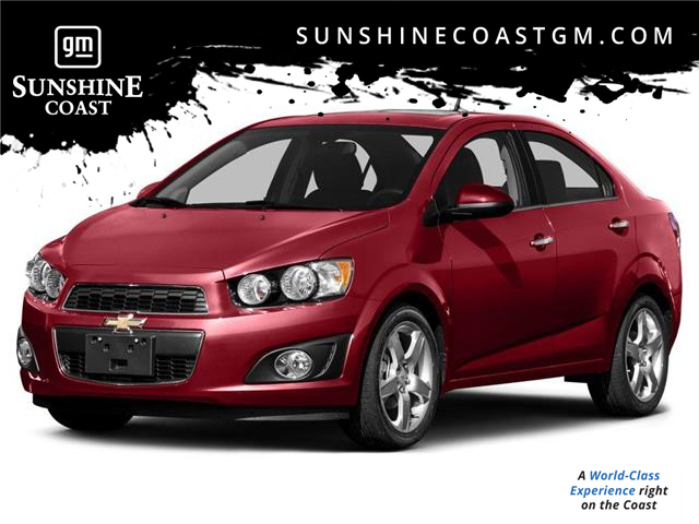 2014 Chevrolet Sonic LS Auto (Stk: TM136540A) in Sechelt - Image 1 of 10