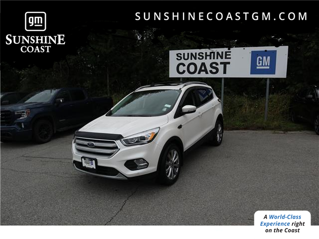 2018 Ford Escape Titanium (Stk: YM177373A) in Sechelt - Image 1 of 21