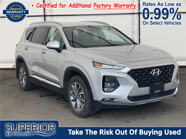 2019 Hyundai Santa Fe Preferred 2.4 (Stk: 17328A) in Thunder Bay - Image 1 of 17