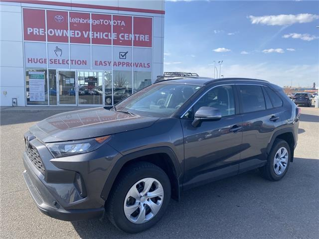 2020 Toyota RAV4 LE (Stk: UT9048A) in Lethbridge - Image 1 of 5