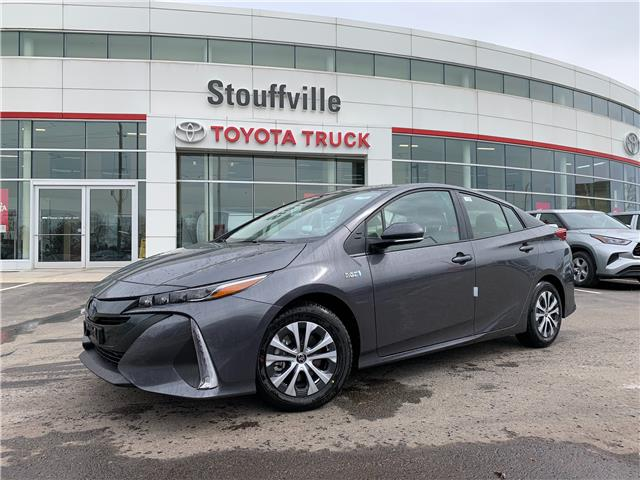 2021 Toyota Prius Prime Base (Stk: 210450) in Whitchurch-Stouffville - Image 1 of 25