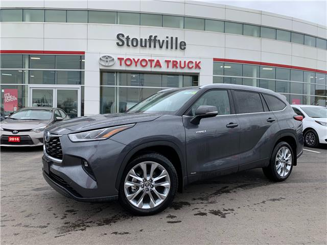 2021 Toyota Highlander Hybrid Limited (Stk: 210435) in Whitchurch-Stouffville - Image 1 of 30