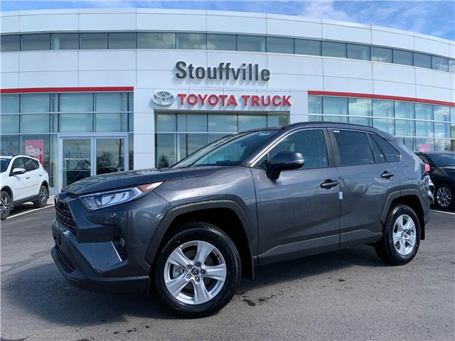 2021 Toyota RAV4 XLE (Stk: 210539) in Whitchurch-Stouffville - Image 1 of 28