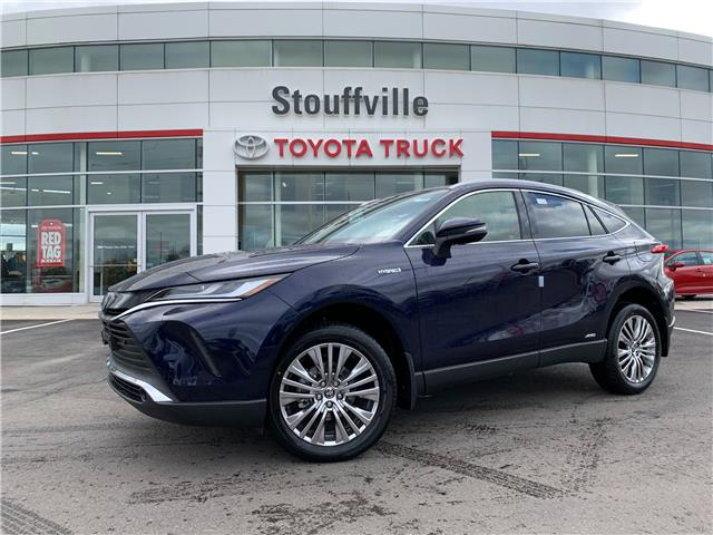 2021 Toyota Venza XLE (Stk: 210546) in Whitchurch-Stouffville - Image 1 of 26