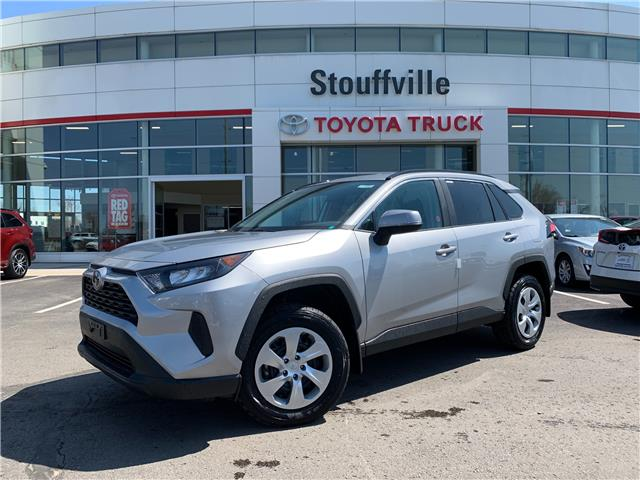 2021 Toyota RAV4 LE (Stk: 210405) in Whitchurch-Stouffville - Image 1 of 24