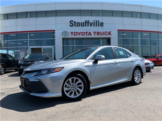 2021 Toyota Camry Hybrid LE (Stk: 210270) in Whitchurch-Stouffville - Image 1 of 23