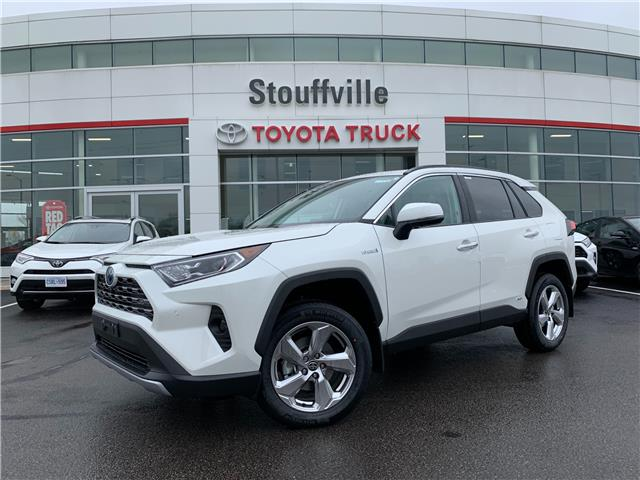 2021 Toyota RAV4 Hybrid Limited (Stk: 210579) in Whitchurch-Stouffville - Image 1 of 26