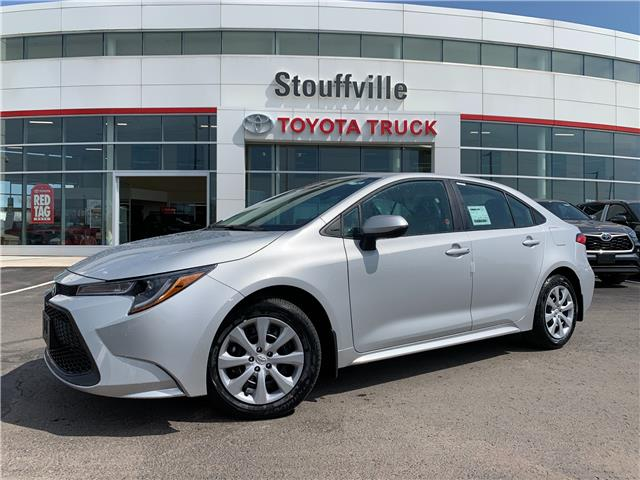 2021 Toyota Corolla LE (Stk: 210585) in Whitchurch-Stouffville - Image 1 of 21