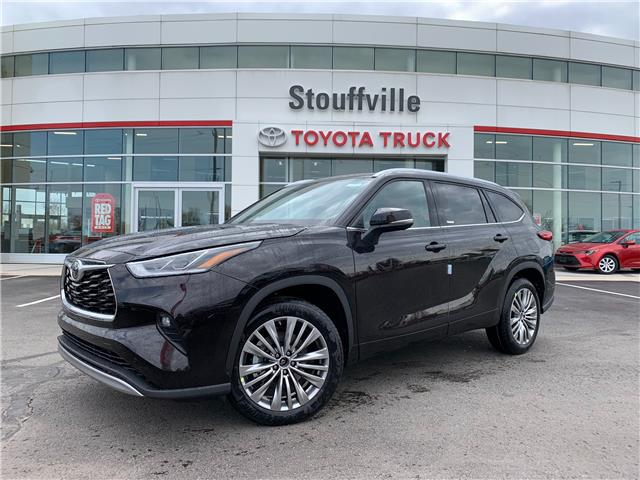 2021 Toyota Highlander Limited (Stk: 210592) in Whitchurch-Stouffville - Image 1 of 26