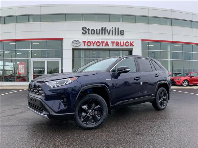 2021 Toyota RAV4 Hybrid XLE (Stk: 210598) in Whitchurch-Stouffville - Image 1 of 27