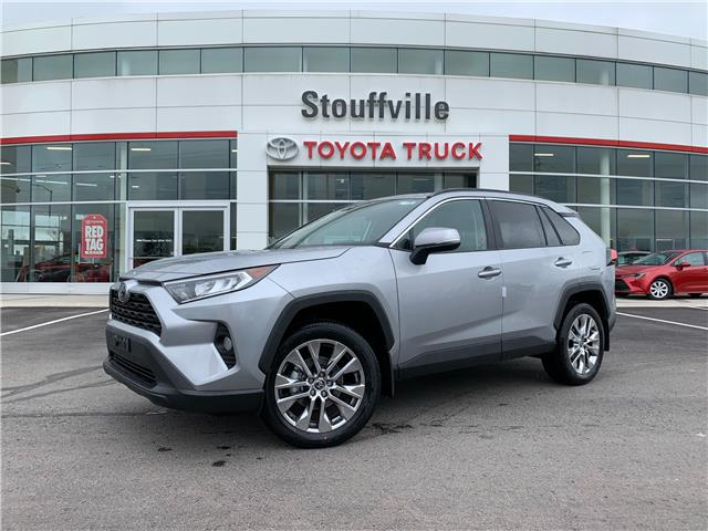 2021 Toyota RAV4 XLE (Stk: 210482) in Whitchurch-Stouffville - Image 1 of 27