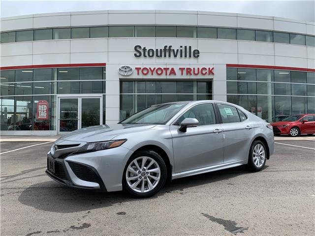 2021 Toyota Camry SE (Stk: 210427) in Whitchurch-Stouffville - Image 1 of 23