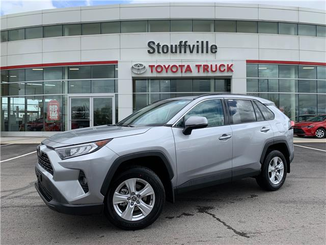 2021 Toyota RAV4 XLE (Stk: 210543) in Whitchurch-Stouffville - Image 1 of 30