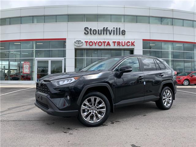 2021 Toyota RAV4 XLE (Stk: 210594) in Whitchurch-Stouffville - Image 1 of 27