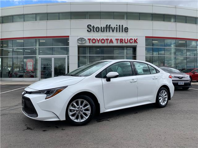 2021 Toyota Corolla LE (Stk: 210033) in Whitchurch-Stouffville - Image 1 of 19