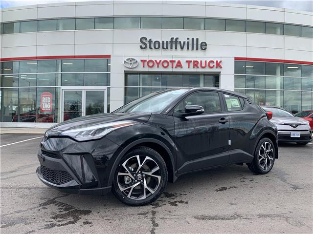 2021 Toyota C-HR XLE Premium (Stk: 210452) in Whitchurch-Stouffville - Image 1 of 23