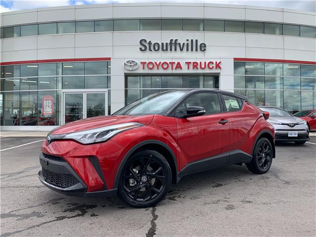 2021 Toyota C-HR XLE Premium (Stk: 210448) in Whitchurch-Stouffville - Image 1 of 23