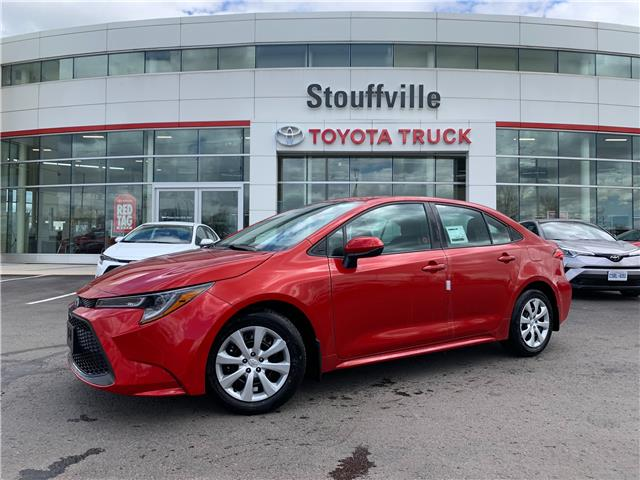 2021 Toyota Corolla LE (Stk: 210026) in Whitchurch-Stouffville - Image 1 of 21