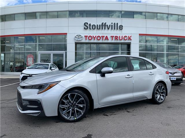 2021 Toyota Corolla SE (Stk: 210607) in Whitchurch-Stouffville - Image 1 of 16