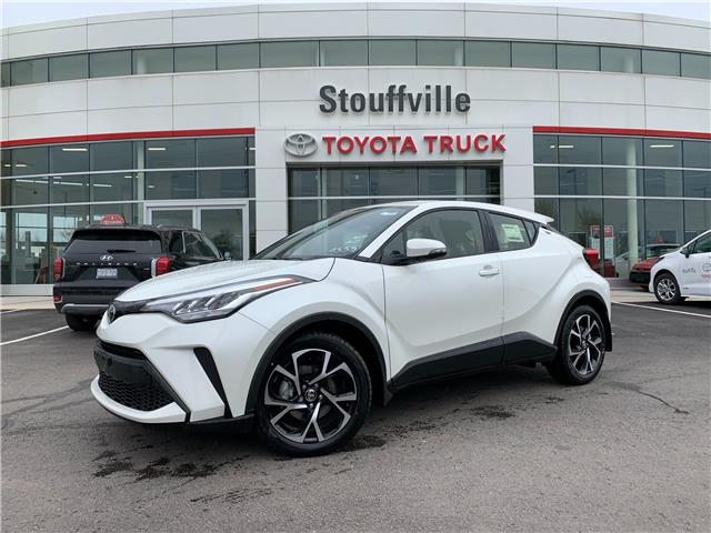 2021 Toyota C-HR XLE Premium (Stk: 210608) in Whitchurch-Stouffville - Image 1 of 23