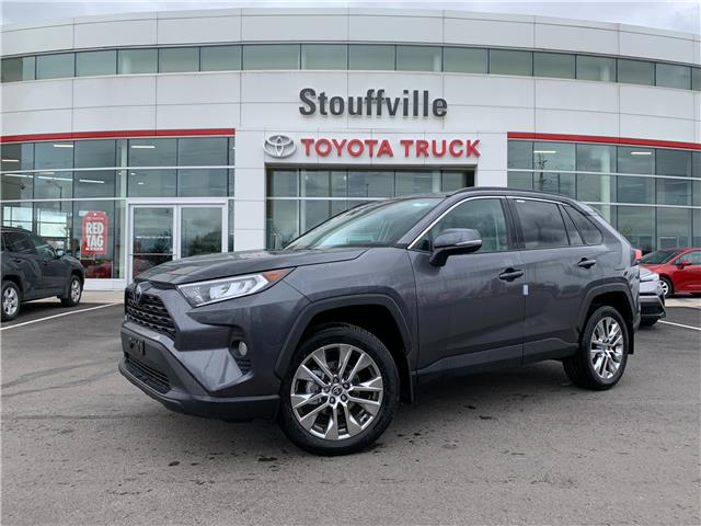 2021 Toyota RAV4 XLE (Stk: 210355) in Whitchurch-Stouffville - Image 1 of 27
