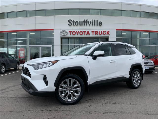 2021 Toyota RAV4 XLE (Stk: 210439) in Whitchurch-Stouffville - Image 1 of 27