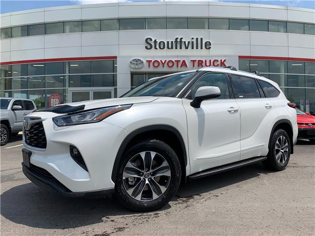 2021 Toyota Highlander XLE (Stk: 210645) in Whitchurch-Stouffville - Image 1 of 29