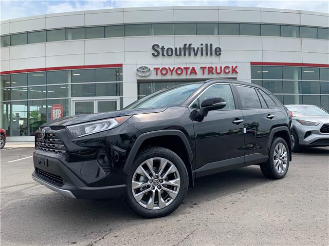 2021 Toyota RAV4 Limited (Stk: 210707) in Whitchurch-Stouffville - Image 1 of 27