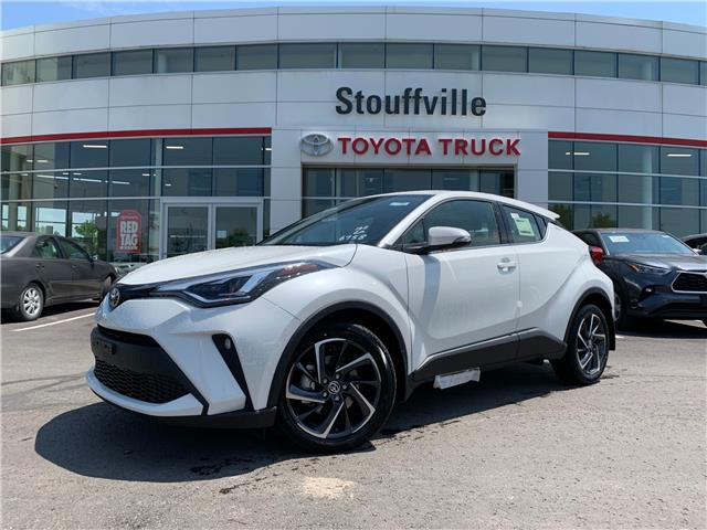2021 Toyota C-HR Limited (Stk: 210700) in Whitchurch-Stouffville - Image 1 of 24