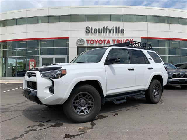 2021 Toyota 4Runner Base (Stk: 210223) in Whitchurch-Stouffville - Image 1 of 26