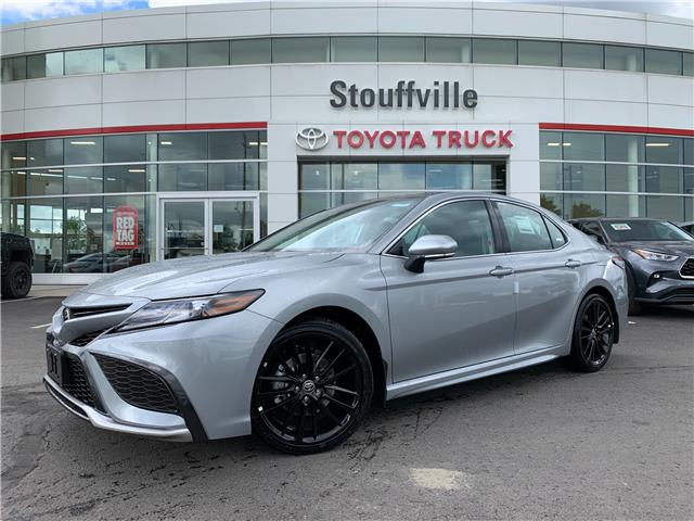 2021 Toyota Camry XSE (Stk: 210717) in Whitchurch-Stouffville - Image 1 of 28