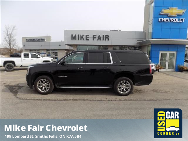 2019 GMC Yukon XL SLT (Stk: 21093A) in Smiths Falls - Image 1 of 17