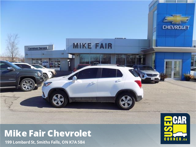 2019 Chevrolet Trax LT (Stk: 21122A) in Smiths Falls - Image 1 of 17