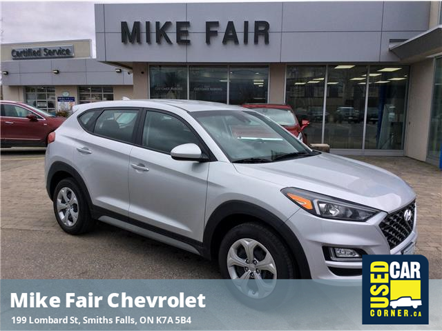 2019 Hyundai Tucson Essential w/Safety Package (Stk: 21134A) in Smiths Falls - Image 1 of 16
