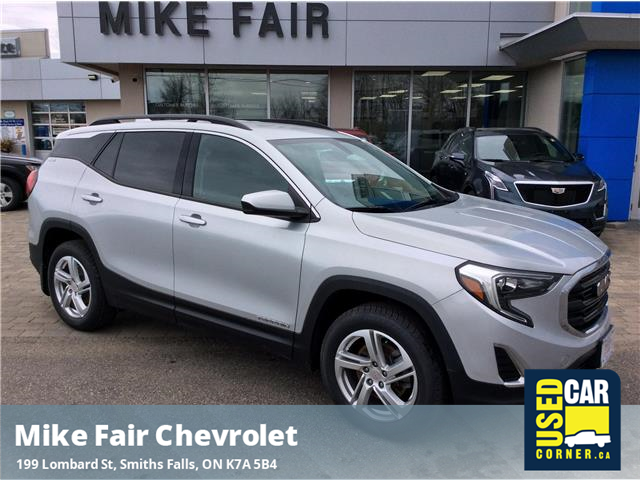 2018 GMC Terrain SLE (Stk: P4316) in Smiths Falls - Image 1 of 16
