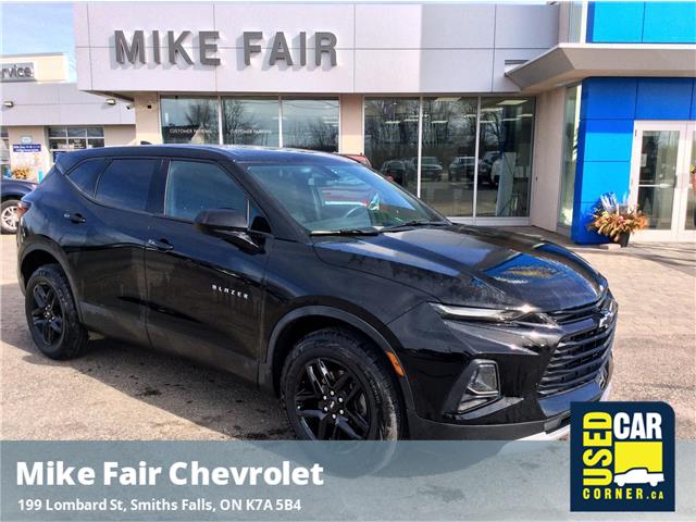 2019 Chevrolet Blazer 3.6 (Stk: P4322) in Smiths Falls - Image 1 of 15